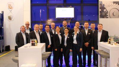 Strautmann Messeteam 2016